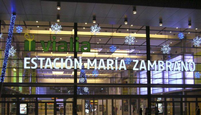 Vialia – Estación AVE Maria Zambrano (Málaga)