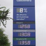 totem gasolinera